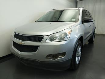 Used 2010 Chevrolet Traverse