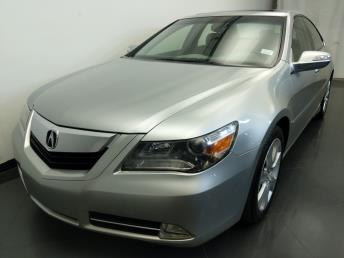 Used 2010 Acura RL