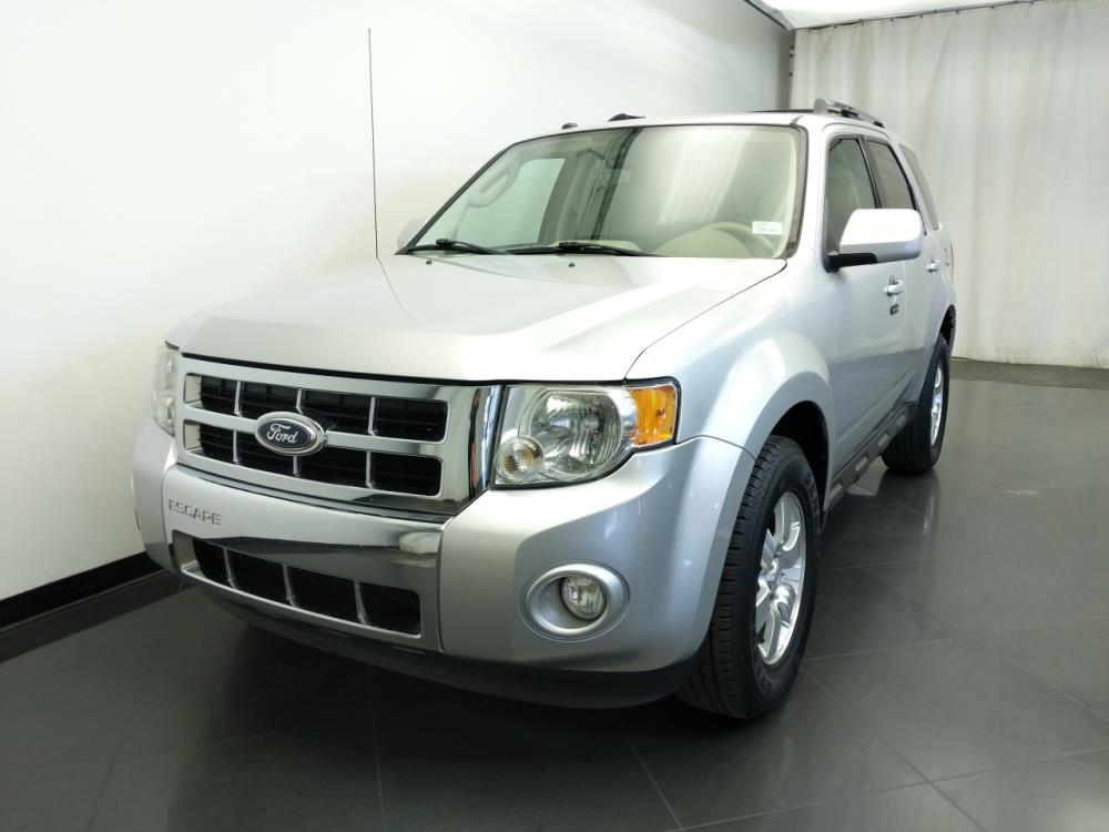 2010 Ford Escape Limited - 1310018864