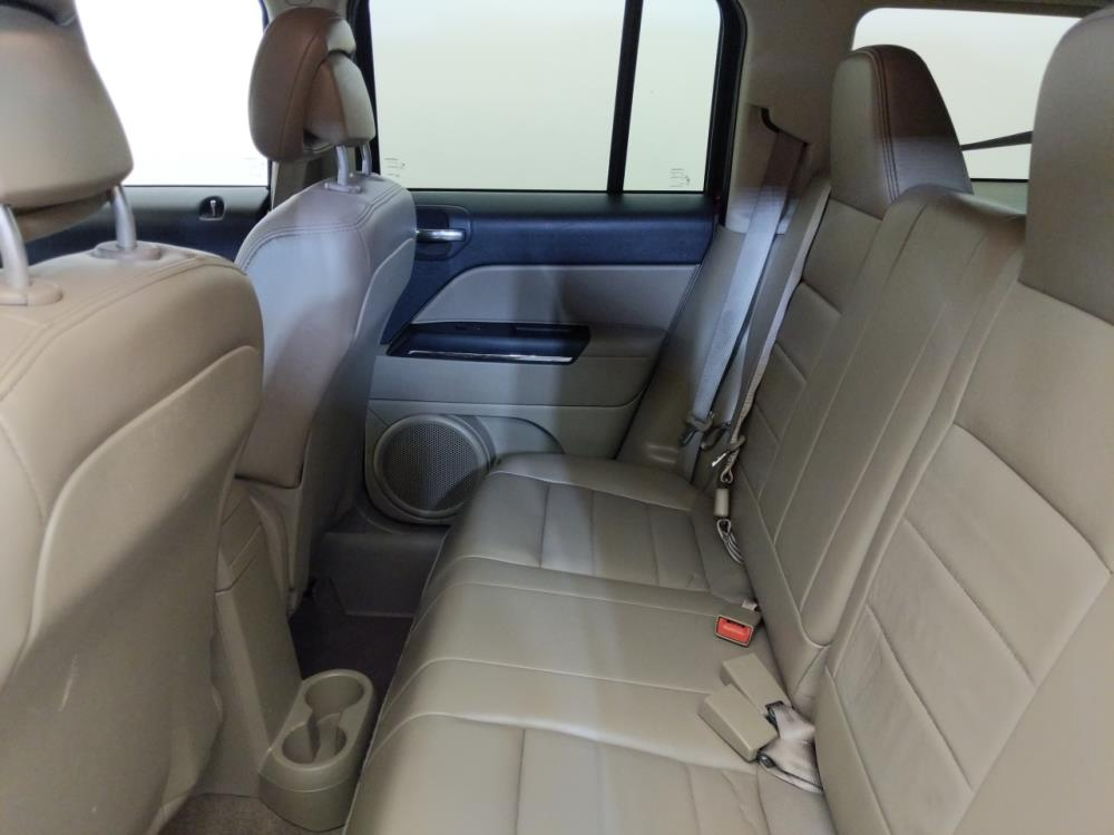 2012 Jeep Patriot Limited - 1310018962
