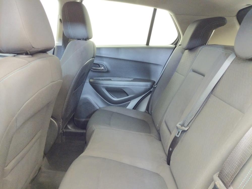 2015 Chevrolet Trax LS - 1310019011