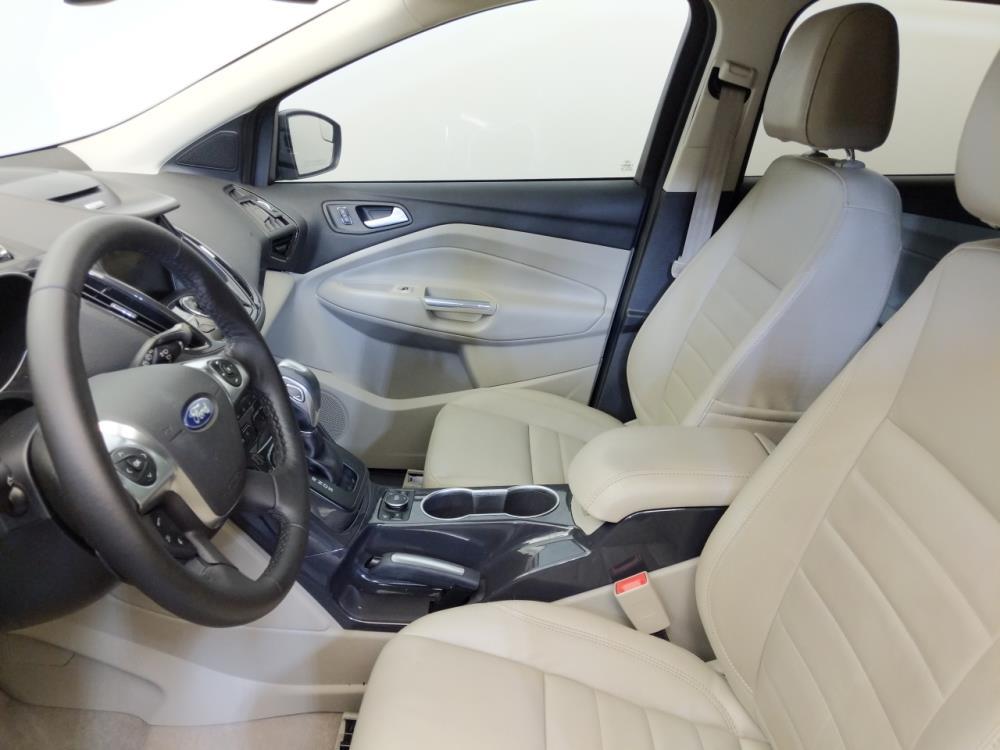 2014 Ford Escape Titanium - 1310019012