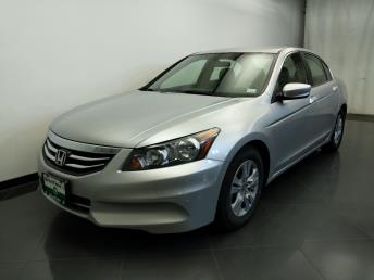 2011 Honda Accord LX-P - 1310019022