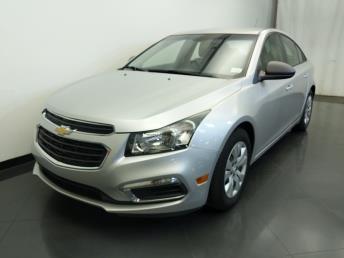 2015 Chevrolet Cruze LS - 1310019025