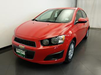 2015 Chevrolet Sonic LT - 1310019070