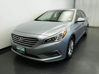 Used 2015 Hyundai Sonata