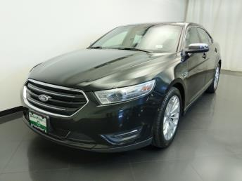2013 Ford Taurus Limited - 1310019098