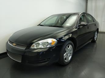2016 Chevrolet Impala Limited LT - 1310019120