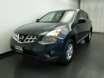 2012 Nissan Rogue S - 1310019139