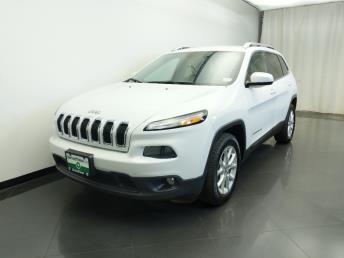 2014 Jeep Cherokee Latitude - 1310019229