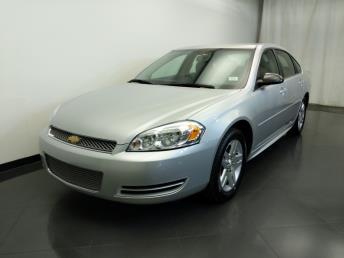 2016 Chevrolet Impala Limited LT - 1310019231