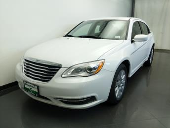 2014 Chrysler 200 LX - 1310019290