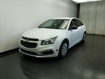 2016 Chevrolet Cruze Limited LS - 1310019312
