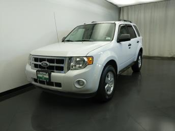 2012 Ford Escape XLT - 1310019327
