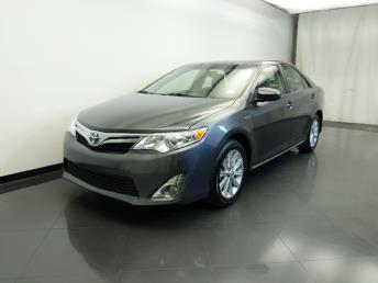 2014 Toyota Camry Hybrid XLE - 1310019332