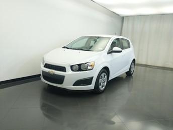 2016 Chevrolet Sonic LS - 1310019355