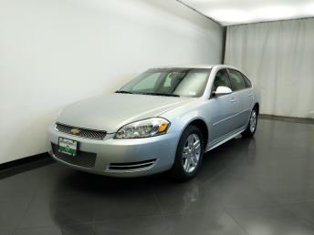 2016 Chevrolet Impala Limited LT - 1310019359