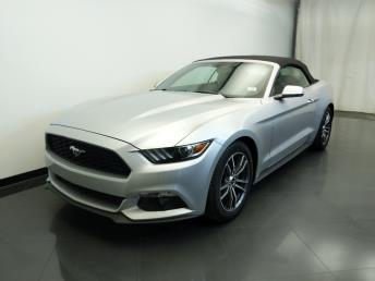 2017 Ford Mustang EcoBoost Premium - 1310019417