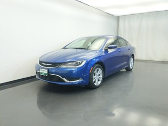 2015 Chrysler 200 Limited - 1310019445