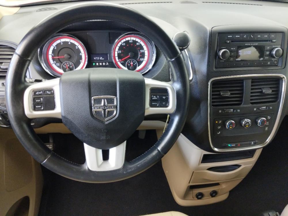 2014 Dodge Grand Caravan SE - 1310019491