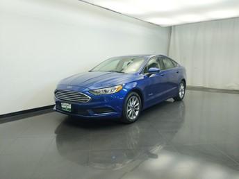 2017 Ford Fusion SE Hybrid - 1310019499