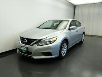 Used 2017 Nissan Altima
