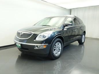 2012 Buick Enclave  - 1310019576