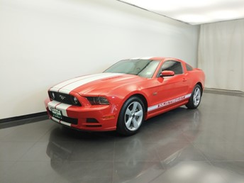 Used 2014 Ford Mustang