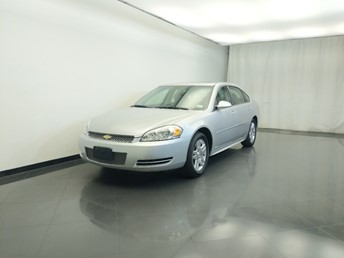2015 Chevrolet Impala Limited LT - 1310019640