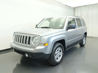 2016 Jeep Patriot Sport - 1310019648