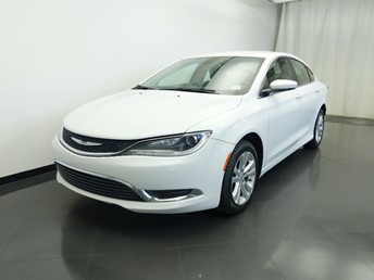2016 Chrysler 200 Limited - 1310019660