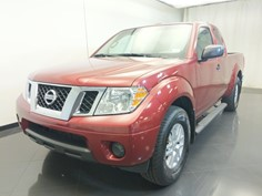 2017 Nissan Frontier King Cab SV 6 ft