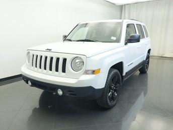 2015 Jeep Patriot Altitude Edition - 1310019821