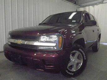 2006 Chevrolet TrailBlazer - 1320006306
