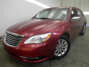 2013 Chrysler 200 - 1320006926
