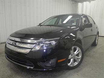 2012 Ford Fusion - 1320007048