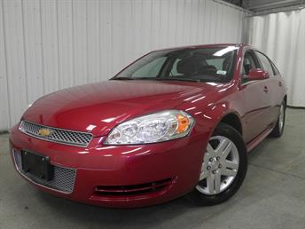 2014 Chevrolet Impala Limited - 1320007134
