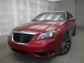 2013 Chrysler 200 - 1320007289