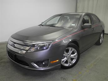 2011 Ford Fusion - 1320007658