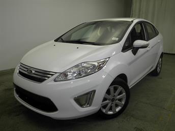 2012 Ford Fiesta - 1320007797
