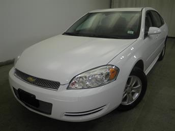 2013 Chevrolet Impala - 1320007805