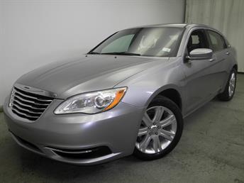 2013 Chrysler 200 - 1320007824