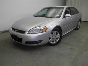 2011 Chevrolet Impala - 1320007875