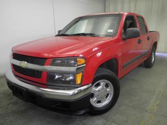2007 Chevrolet Colorado - 1320007965