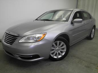 2013 Chrysler 200 - 1320008121