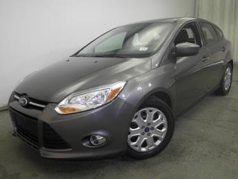 2012 Ford Focus - 1320008157
