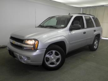 2007 Chevrolet TrailBlazer - 1320008329