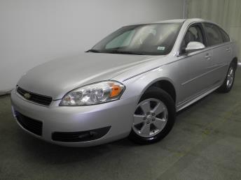 2011 Chevrolet Impala - 1320008353