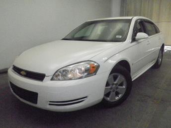 2009 Chevrolet Impala - 1320008395