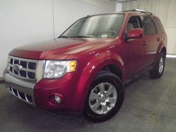 2011 Ford Escape - 1320008473
